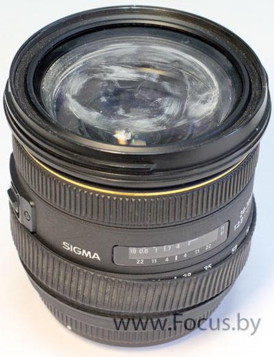 Юстировка объектива sigma 30mm 14 своими руками 11